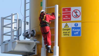 Offshore Working At Height